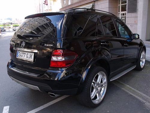 2007 mercedes ml 320 cdi 4matic a photo on flickriver. Black Bedroom Furniture Sets. Home Design Ideas
