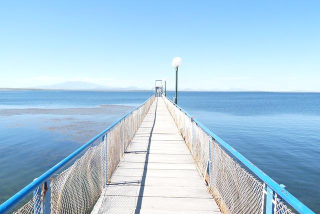 Mendoza - El Nihuil - Club de Pescadores