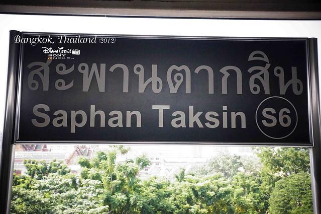 Day 3 Bangkok, Thailand - Saphan Taksin