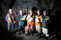 Our tour of San Valentino Mine Image