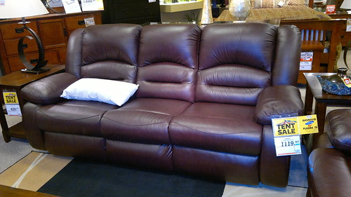 Leather furniture, Couches