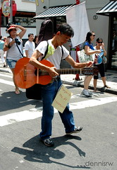 musician, musical instrument, street artist, performance art,