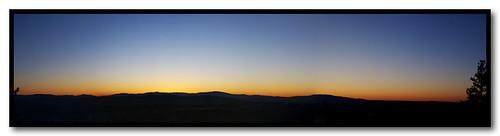 panorama mountains colors sunrise washington spokane horizon fivemileprairie