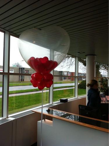 Cloudbuster Hart Valentijnsdag