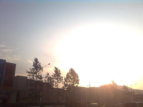 peru sunrise de lima amanecer universidad verano nacional ingenieria