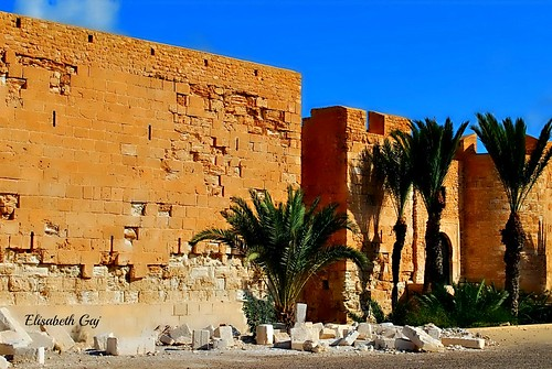 old travel building history architecture tunisia djerba afryka houmtsouk elisabethgaj 100commentgroup djerba2010 fortborjelkbir imperialphotography