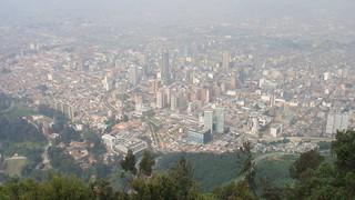 Imagen de Cerro de Monserrate cerca de Bogotá. city colombia bogota bogotá cundinamarca iglesiademonserrate cerrosdemonserrate