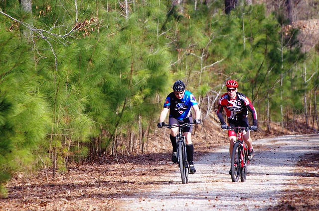 Yes You Can Mountain Bike In Coastal Virginia State Parks Blogs