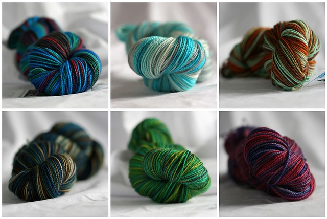 New Base Yarn