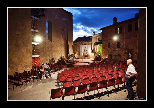 Monticchiello - Teatro Povero