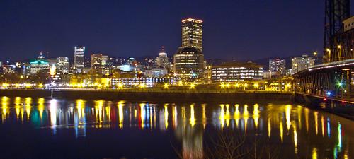 Skylines, Portland: I