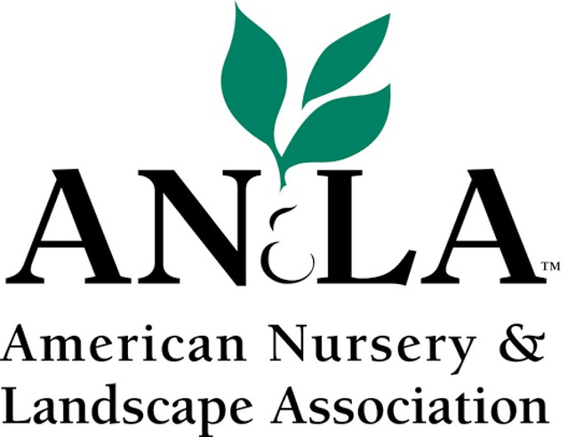 American nursery landscape association anla logo for American garden association