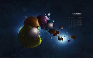 Gavick Calendar 2011 - March