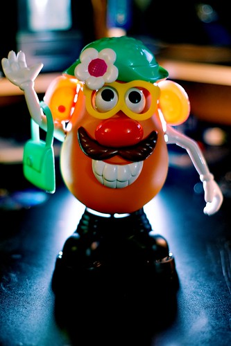 Potato Head - March 2nd, 2011