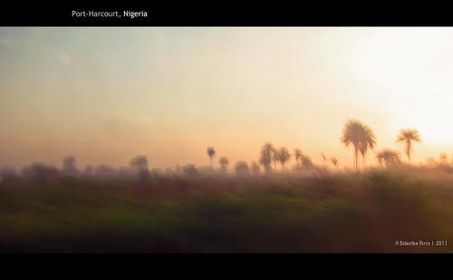 road sunrise canon landscape nigeria portharcourt s95