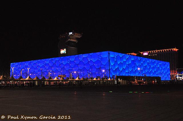 Beijing National Aquatics Center, Water Cube