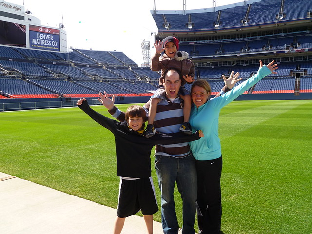 Invesco Field Family Tour by Groupon, on Flickr