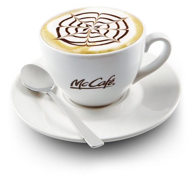 McDonald's McCafé Cappuccino