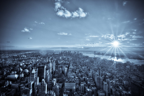 the Super Sun and New York City