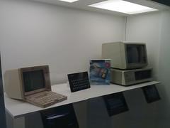 Centro de Exposiciones del Centro de Conocimiento sobre servicios públicos electrónicos. Teletexto, Windows, IBM PC
