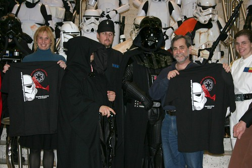 Wondercon 2005 Photo Shoot