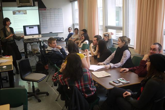 online journalism classes