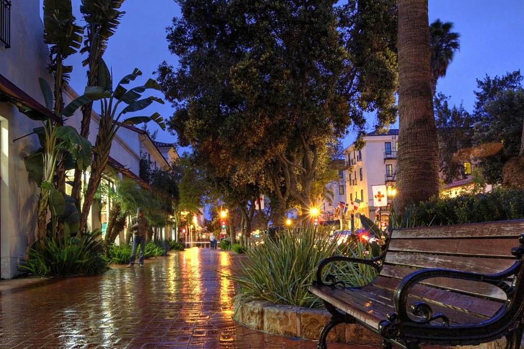 Evening on State Street