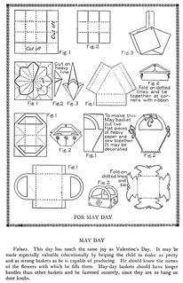 May Day Baskets to make