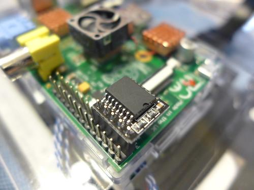 Raspberry Pi 即時鐘RTC模組