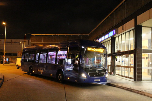 Finally, a night bus service to Terminal 4.