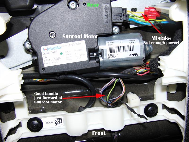 Hardwire Radar Detector Install F10 Bimmerfest Bmw