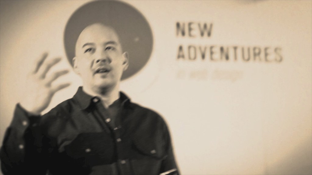 New Adventures video ident
