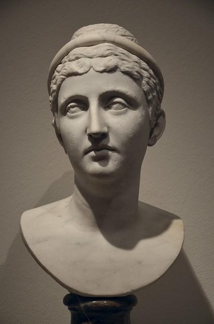 Empress Faustina the Elder, Altes Museum Berlin