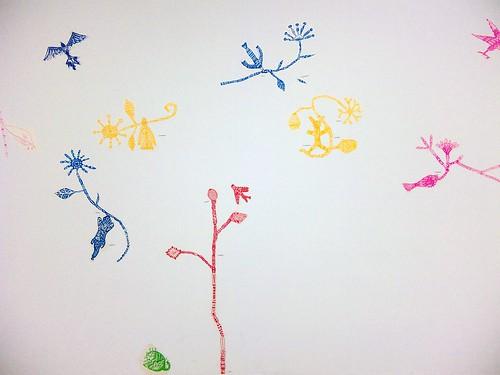 淺井裕介 大人のための創作体験プログラム 「根っこの森をつくる」 - 無料写真検索fotoq