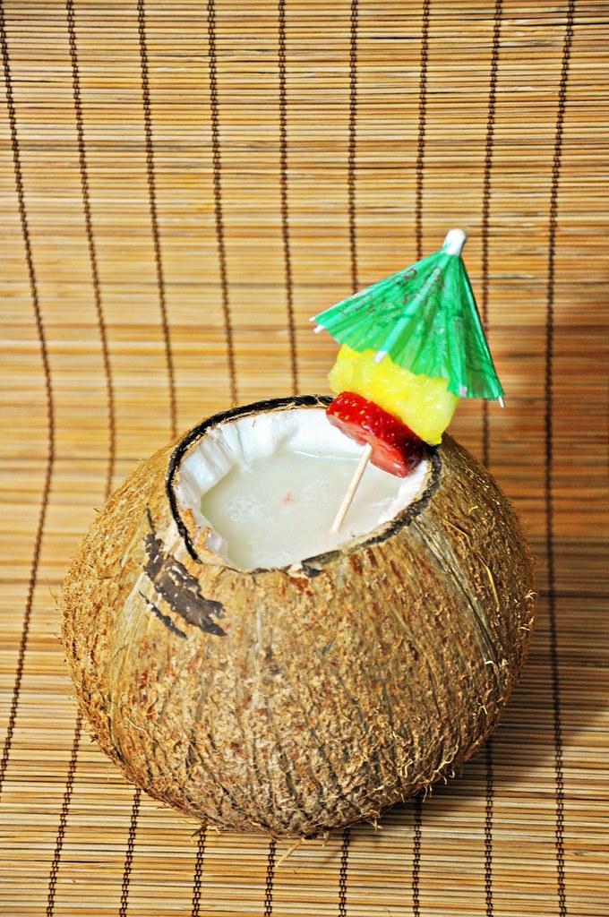 Luau Coconut