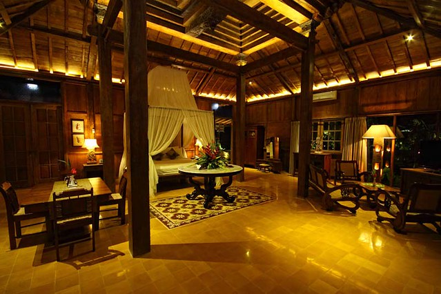 Jadul village villa spa bandung joglo flickr photo for F furniture bandung