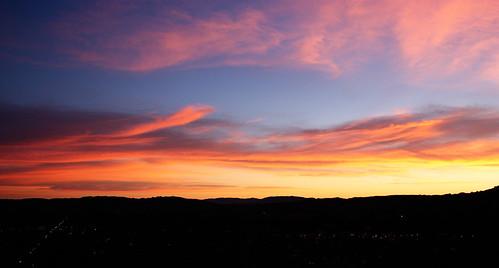 sunset sonoma
