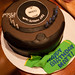 Roomba birthday cake!