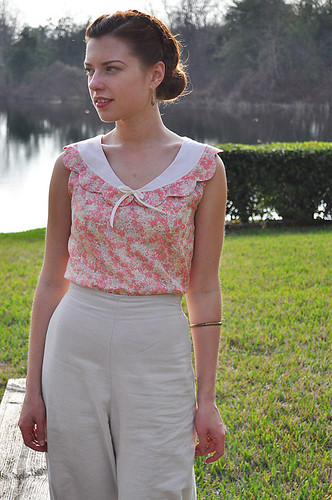 02.07.11 | modern thirties blouse