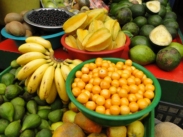 Colombian fruit market | Flickr - Photo Sharing!