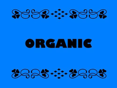 Buzzword Bingo: Organic