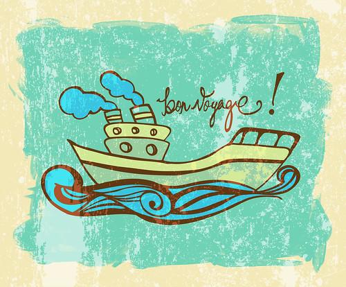 Bon Voyage by piperpistola