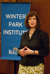 Director of the Winter Park Institute Gail Sinclair