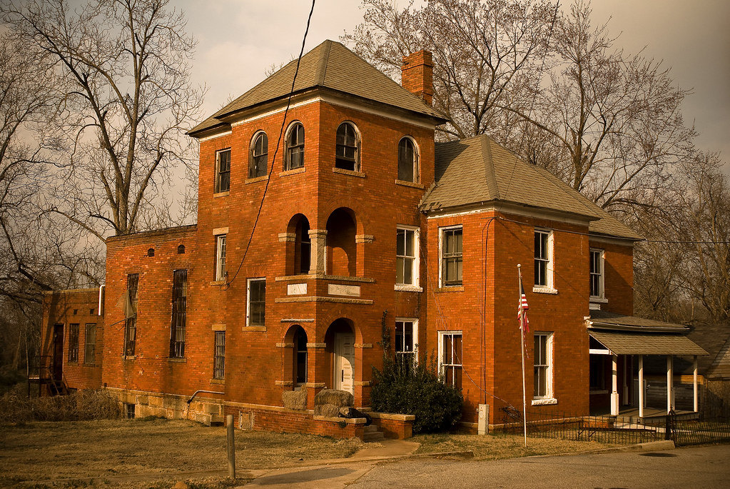 Old Meriwether County Jail