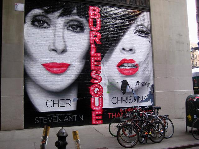 Cher/Christina Soho - NYC