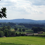 Towards May Hill from Eastnor