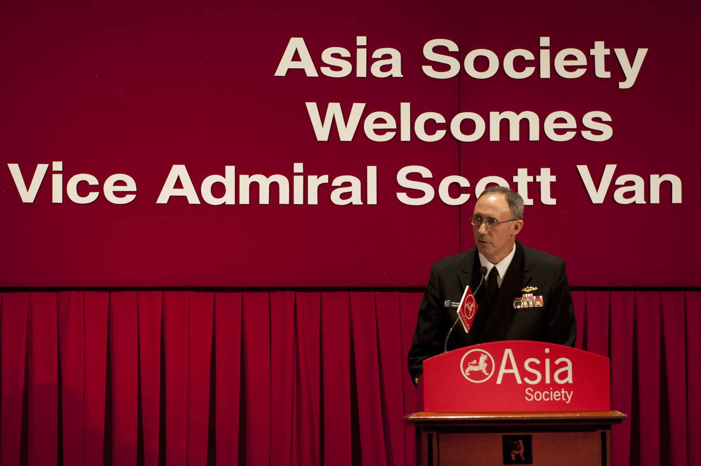 'Commitment Remains Steadfast' in Asia-Pacific | Commander ...