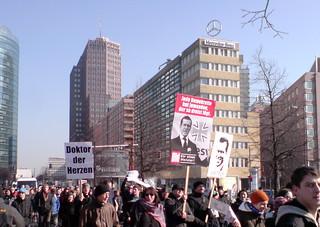 #Guttbye Guttenberg - Demo 26.2.11