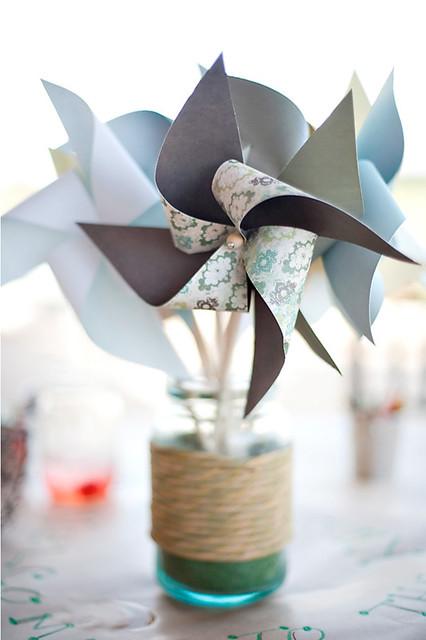 Unique wedding centerpiece ideas — austin