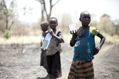 1,6 milliard de personnes sont en pénurie d'eau douce à cause d'infrastructures insuffisantes